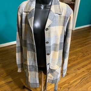 Pendleton vintage pea coat wool size S
